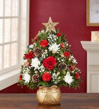 The Magic of Christmas™ Holiday Flower Tree®