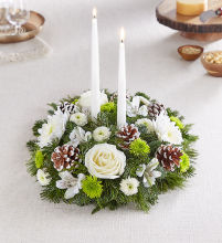 Winter\'s Charm™ Centerpiece